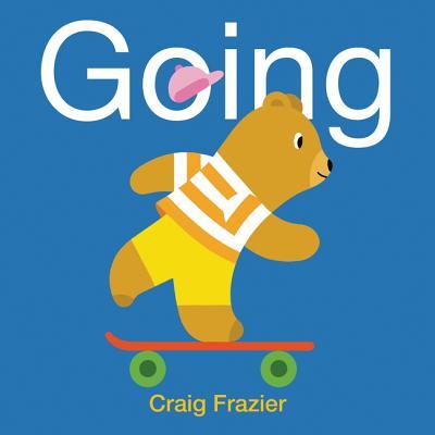 Going Board Book - 9780062796295