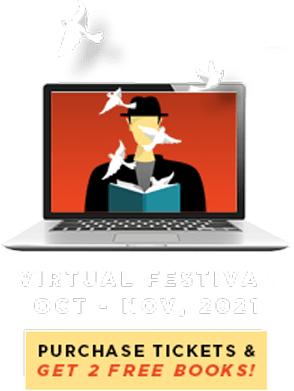 Join The 4th Annual Sonoma Valley Authors Festival Virtually